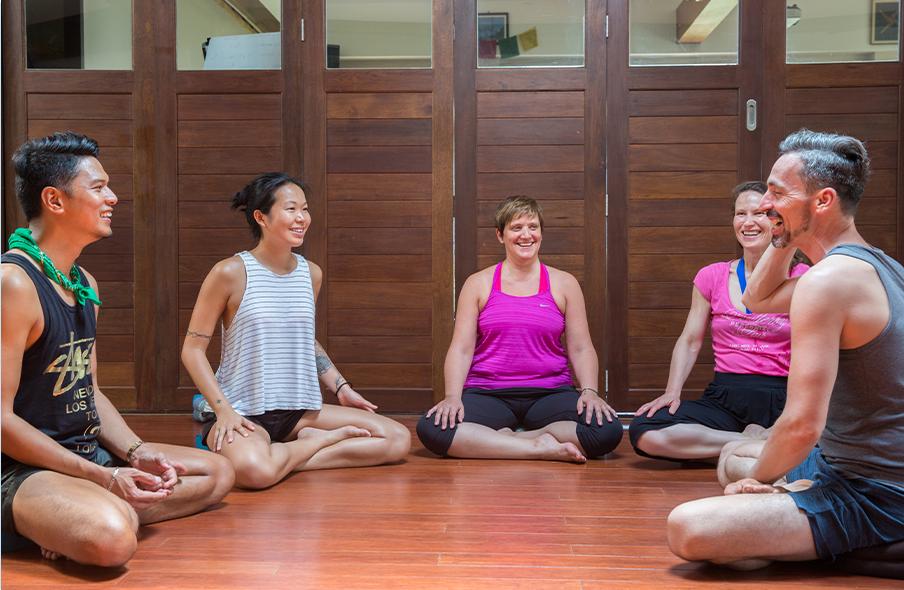 atraer alumnos clases de yoga